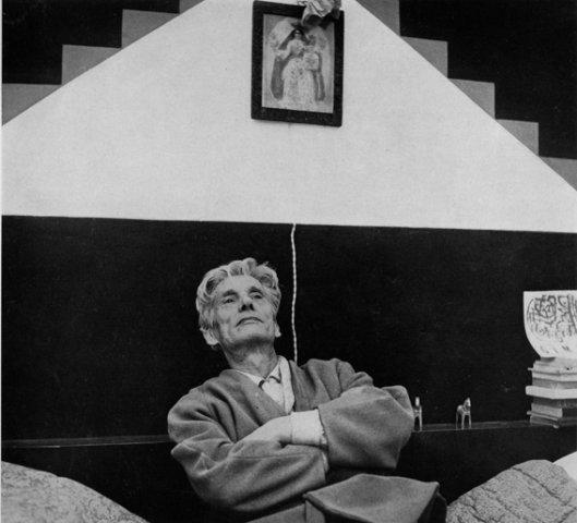 Ristrutturazione ad arte per la casa-museo Osvaldo Licini